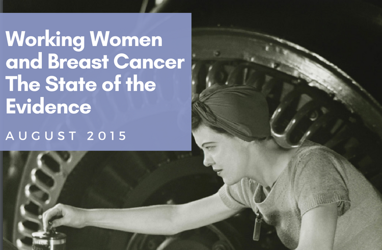 Working Women And Breast Cancer