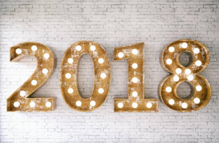 2018 yellow bright light