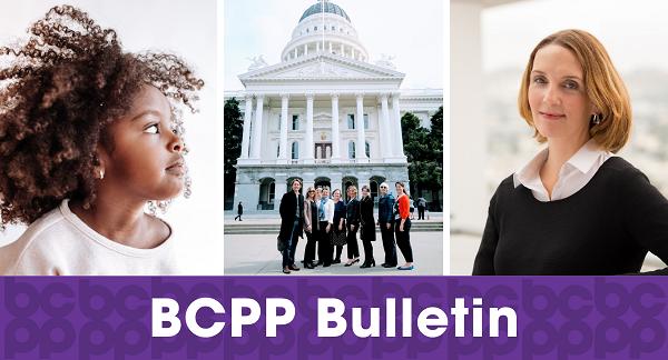 BCPP Bulletin Spring 2019