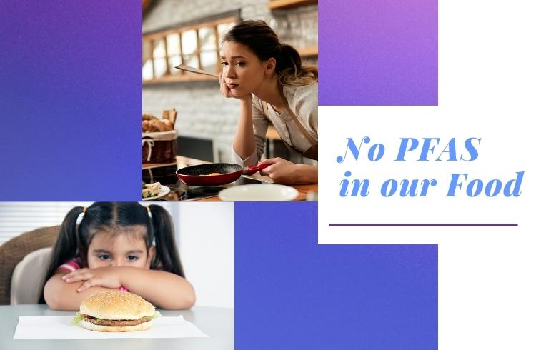 No PFAS in our Food